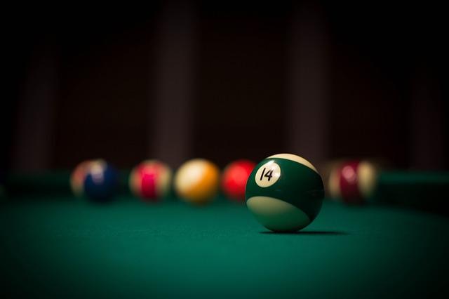 Tipos de juego de billar y cómo se juegan