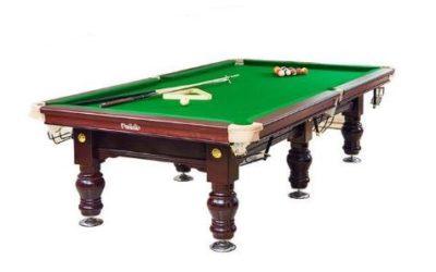 ¿Cómo se fabrica una mesa de billar?