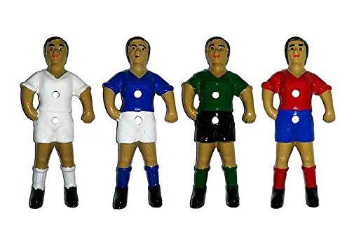 ¿Qué es el futbolín humano?